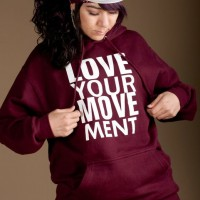 Love Your Movement Hoodie