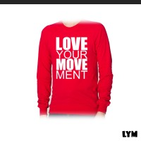 Love Your Movement Crew Neck